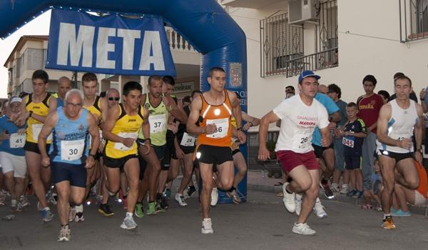 Atletismo en los pueblos de Almería con la Diputación