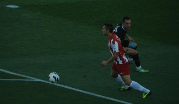 Ante el Girona y en el choque del ascenso a Liga BBVA