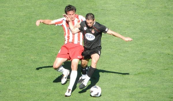 La UD Almería busca el ascenso directo a Primera División
