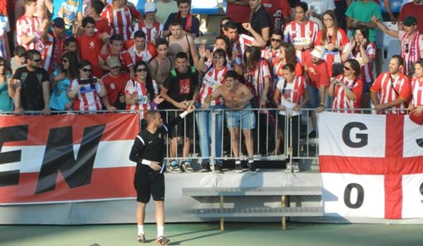 El Almería busca portero para Primera División y el asturiano a Ponferrada