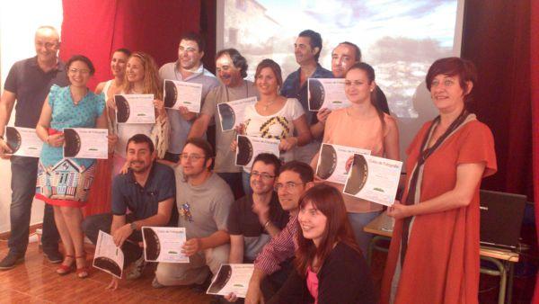 Entrega diplomas Posidonia