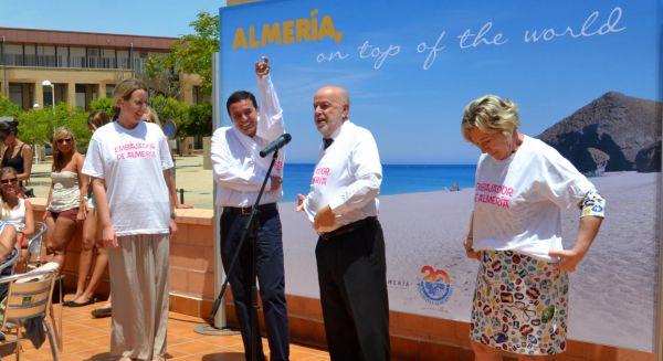 Erasmus-embajadores de Almería