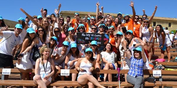 La Universidad de Almería organiza un Erasmus Student Network