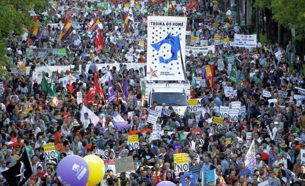Europa contra la troika