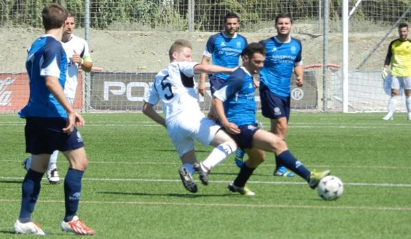 Campeonato de Europeo de Fútbol Universitario en Almería