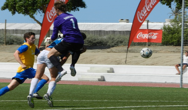 Campeonato de Europa de Fútbol Universitario en Almería