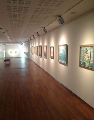 Exposición Orígenes e influencias Picasso