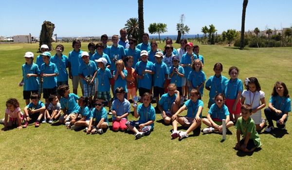 Deporte para los más pequeños en Almería y El Toyo