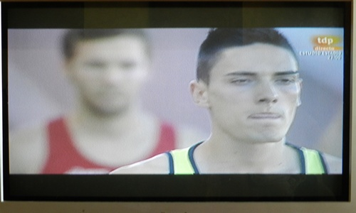 Atletismo Meeting Iberoamericano de Huelva atleta de Almería