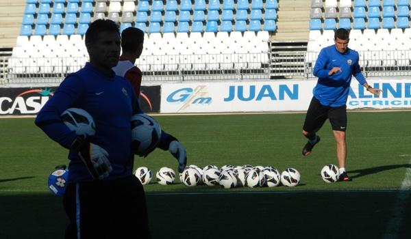 Ascenso a Primera División contra Las Palmas