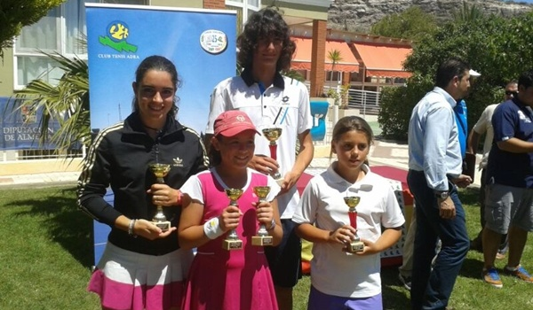 Circuito provincial y Campeonato de Andalucía