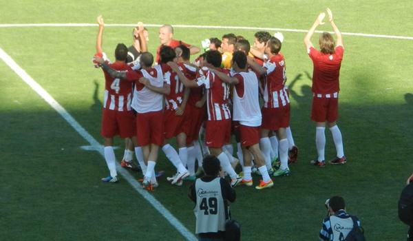 El Ascenso Directo a Primera División está en Villarreal