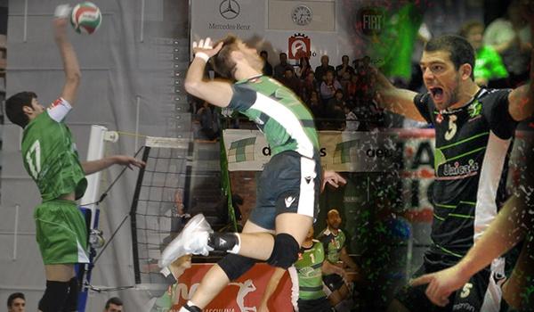 El campeón de la Superliga de voleibol en el premundial de voley