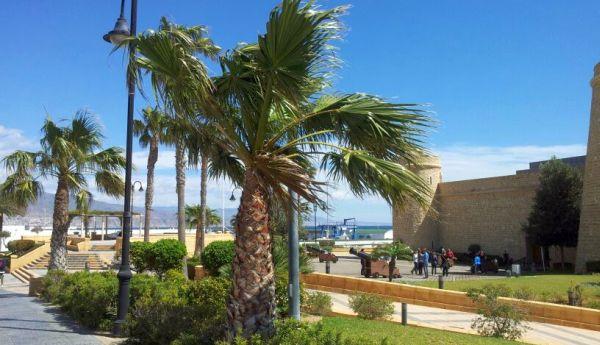 El temporal del fin de semana deja cerca de 800 incidencias en Andalucía