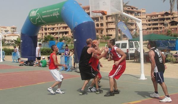 El Ejido (Almería) sigue con su deporte de verano 2013