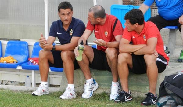 Pretemporada de la UD Almería en su regreso a Primera División