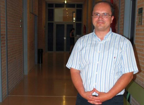 Luis Belmonte ponente curso Nueva Gestión Bancaria