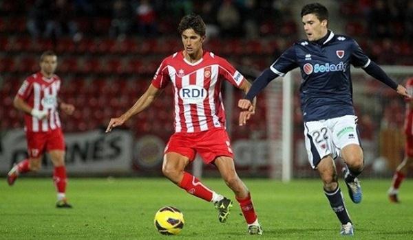 Del Girona pasa a la Liga BBVA y casi toda su carrera estuvo en el Real Madrid