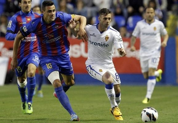 El Almería trae cedido al delantero procedente del Barça B