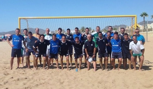 Campeonato de España de selecciones autonómicas en Pulpí (Almería)