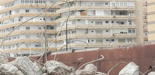 Almería y el silo del mineral