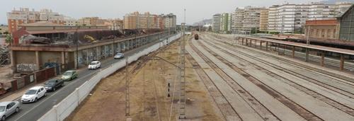 Almería y su silo del mineral
