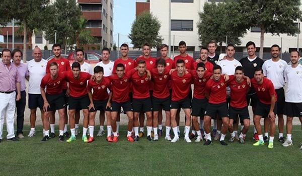 Segunda División B para el filial del equipo de Primera División
