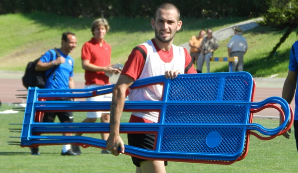 El tarraconense tira de la UD Almería en Liga BBVA y piensa en Getafe