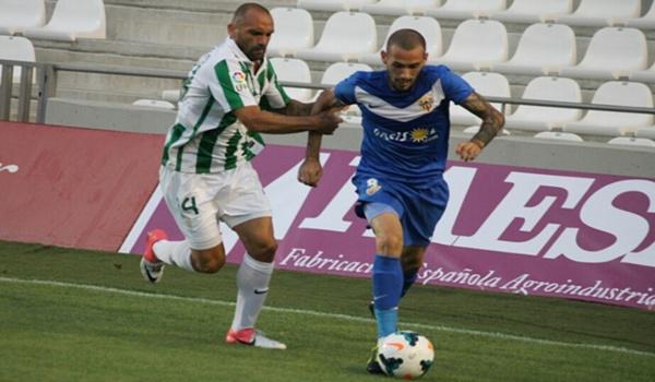 La UD Almería sigue aproximándose al comienzo de la Liga BBVA