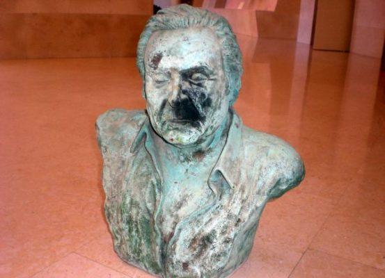 Busto Maestro Richoly