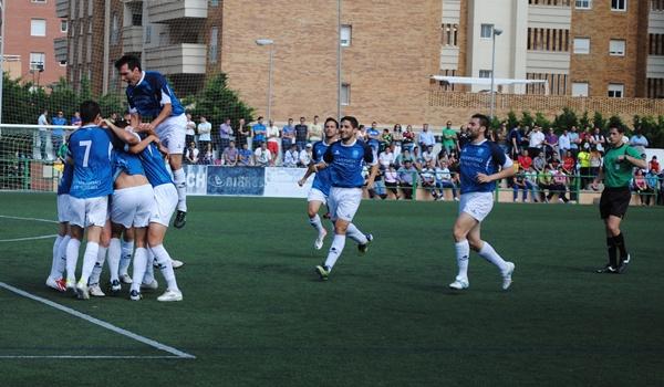 Grupo cuarto con equipos de Granada y de Almería