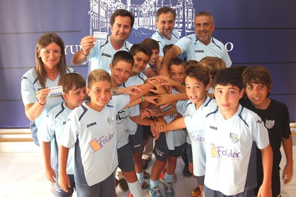 Primera División Andaluza y fútbol sala más cantera