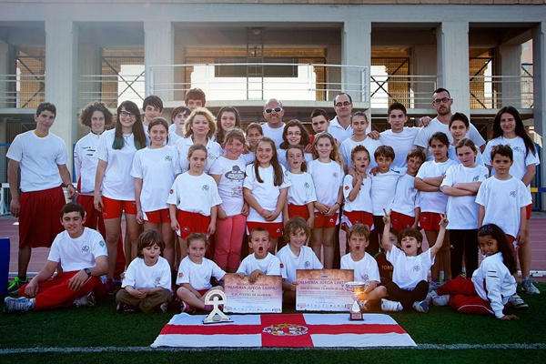 Atletismo y medallas de Andalucía y España
