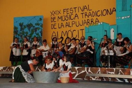 Festival tradicional de la Alpujarra