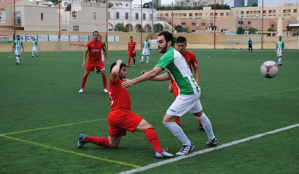 Calendario de Tercera División para los equipos de Almería