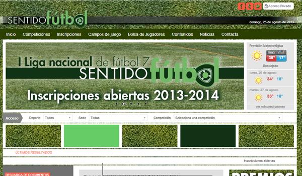 Fútbol 7 en competición provincial y nacional también en Almería (Benahadux)