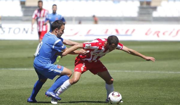 El filial de la UDA disputa otra temporada el Segunda División B