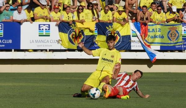 El Almería tiene al jugador de Asturias en pleno auge durante el camino a Primera División