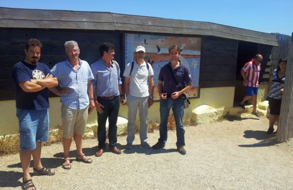 Auditores Red Europea Geoparques