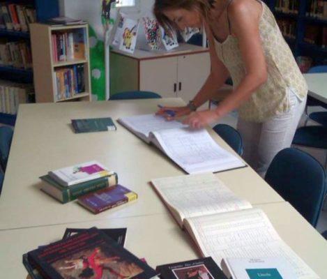 Biblioteca Vícar