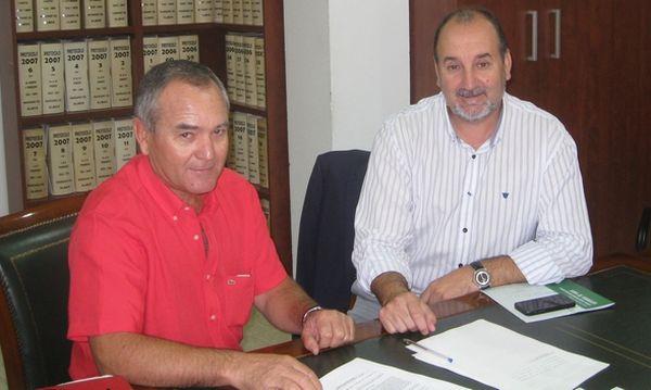 Delegado de Agricultura y alcalde de Arboleas