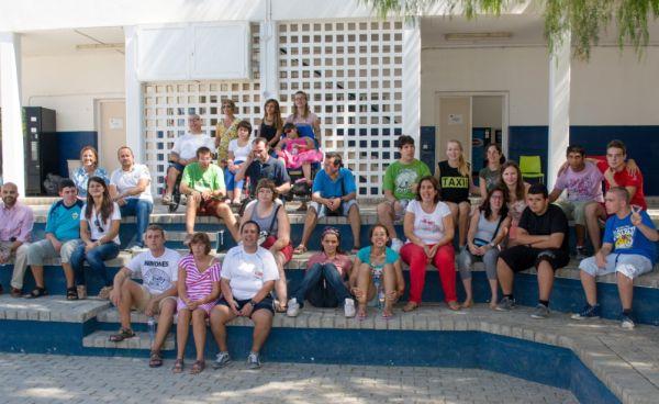 Convocadas 20 plazas para el campamento de jóvenes con discapacidad en Almería