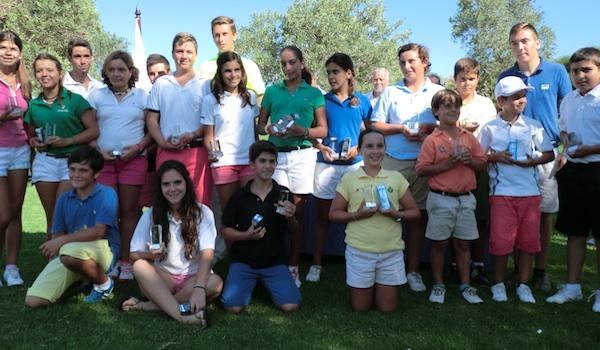 Deporte de cantera con el Boy Girl de Andalucía