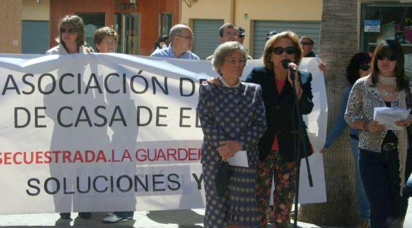 Concentracion Guardería Virgen del Carmen El Ejido