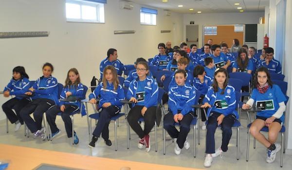 Equipo de la Universidad de Almería