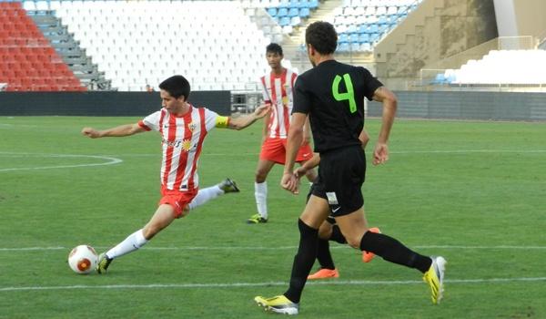 El Almería B no ha ganado todavía en Segunda División B tras dos partidos
