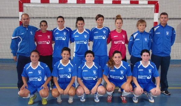 Copa de Andalucía con el equipo de Almería