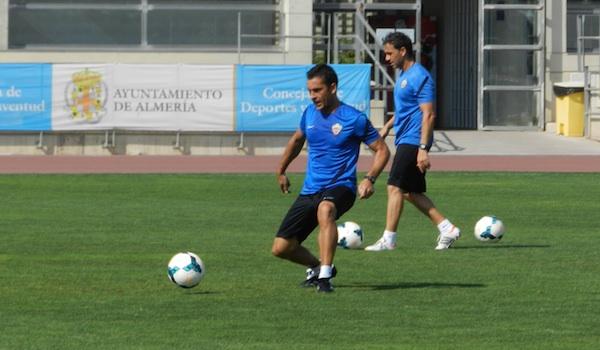 Entrenador de la UD Almería de Liga BBVA