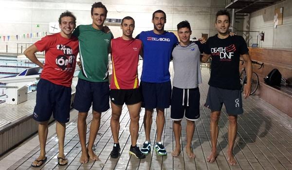Deportista de Almería fenómeno en triatlón