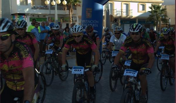 Ciclismo por la naturaleza de Almería